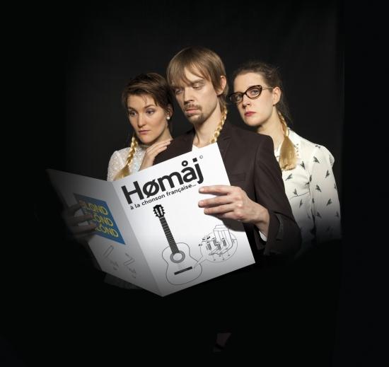 BLOND Homaj