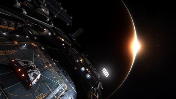 Elite Dangerous Espace