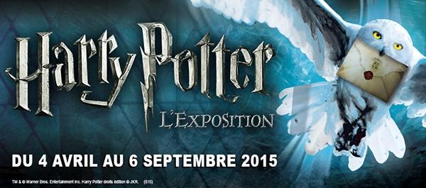 L'exposition Harry Potter à la Cité du Cinéma