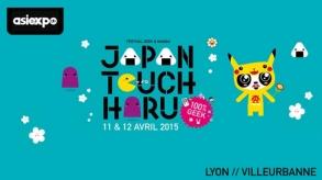 Focus sur la Japan Touch Haru 2015 !