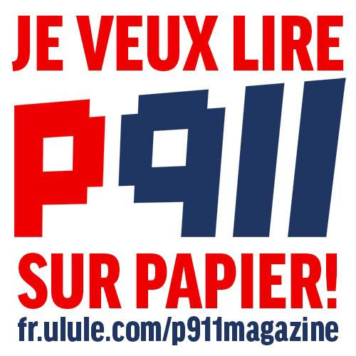 P911 magazine