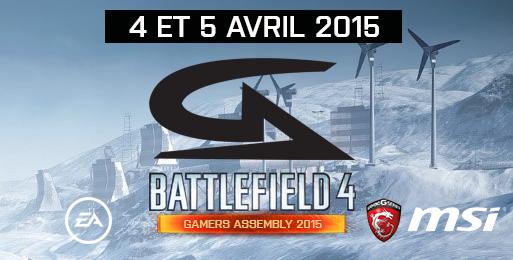Battlefield 4 à la Gamers Assembly