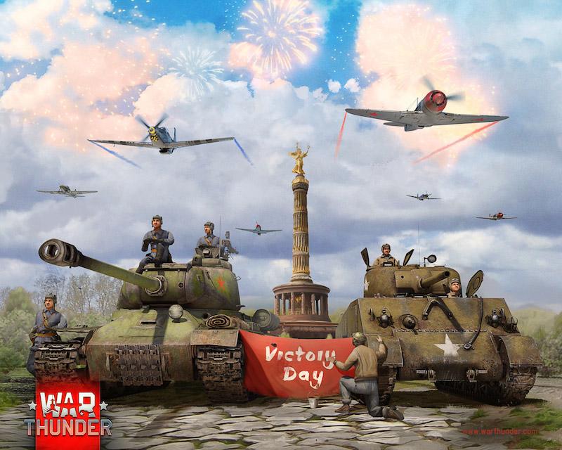 War Thunder Elbe Day