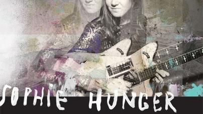 SUPERMOON, le nouvel album de Sophie Hunger.