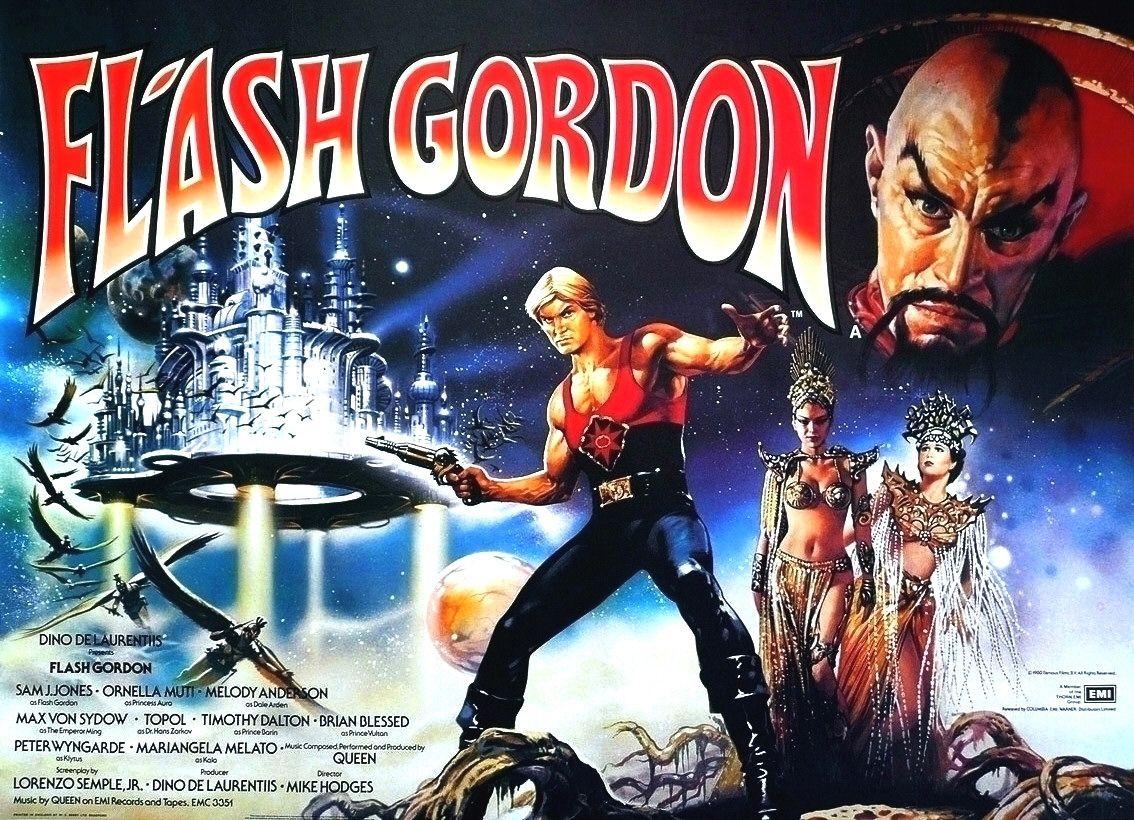 Flash Gordon par Matthew Vaugn