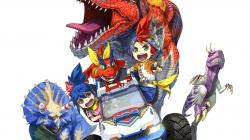 Fossil Fighters Frontier : les dinosaures envahissent la Nintendo 3DS !