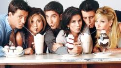"""Friends : """"Celui qui se retrouve avant LA grande réunion"""""""