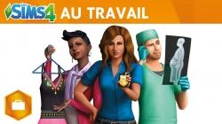 Au travail ! une nouvelle extension innovante pour les Sims 4 !