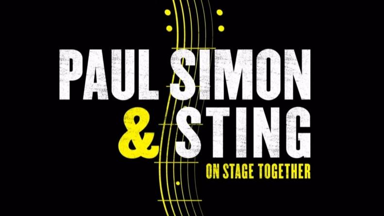 Paul Simon et Sting au Zénith de Paris