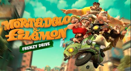 Frenzy Drive : Mortadelo Et Fillemon enfin disponible !