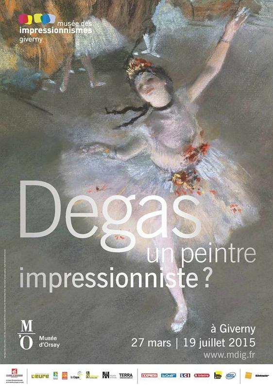 DEGAS IMPRESSIONISTE