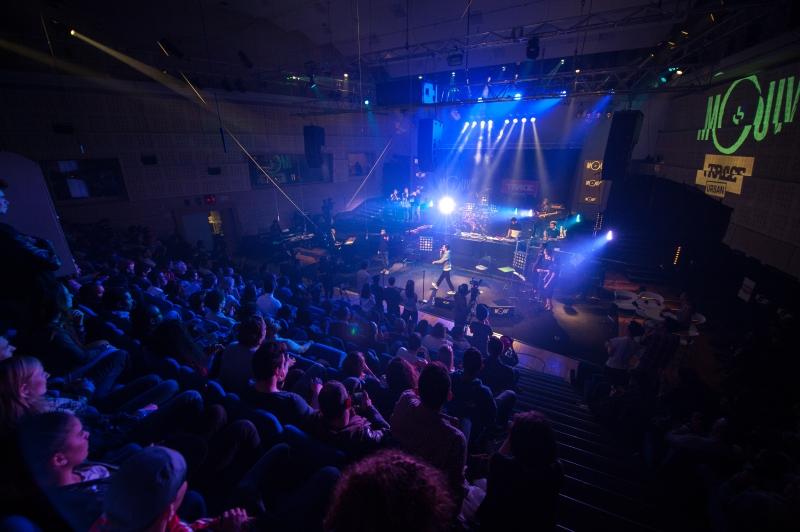 Le Mouv Live Show avec Big Flo & Oli, Set & Match, Youssoupha