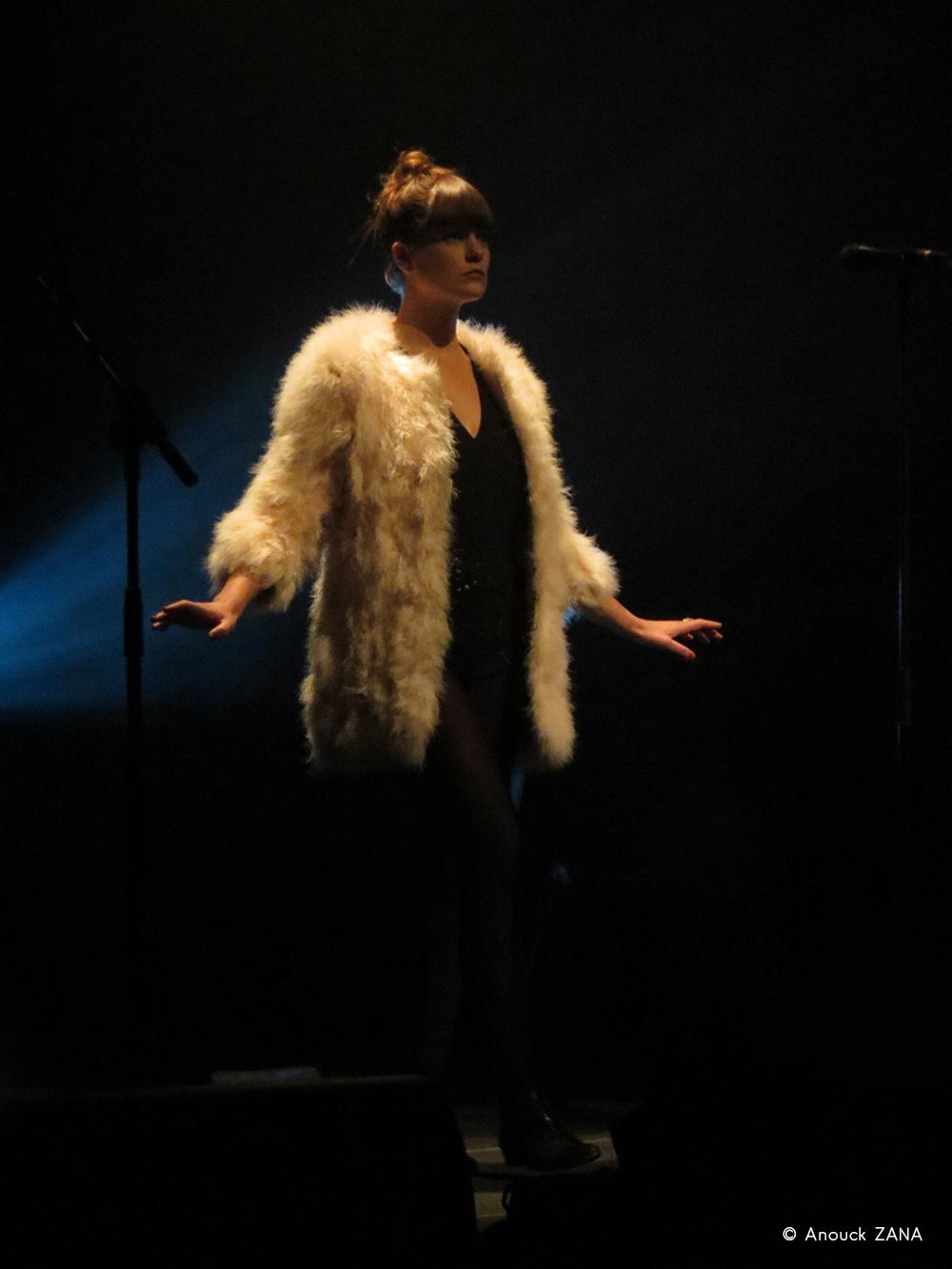 Bristol au Café de la Danse pour le festival Clap Your Hands # 5