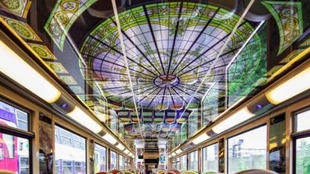 Une belle initiative: Le train de L'Impressionnisme