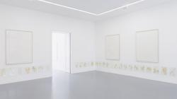 Lionel Estève à la Galerie Perrotin