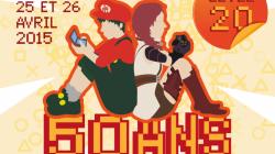 Japan Addict 20: 50 ans de jeux vidéo