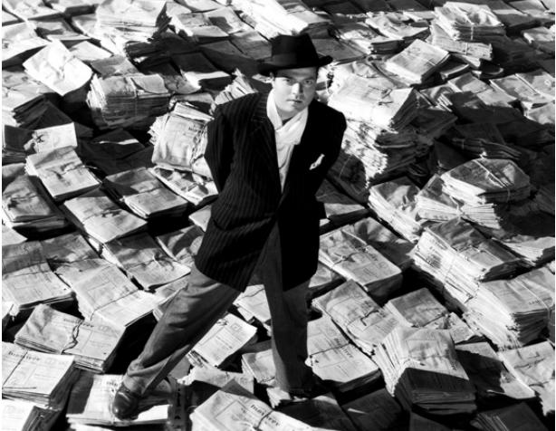 « Citizen Kane » d'Orson Welles (1941)