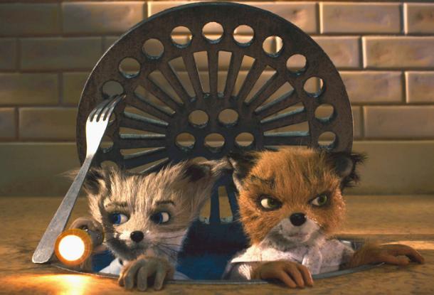 « Fantastic Mr. Fox » de Wes Anderson (2010)