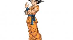 Premier aperçu de Goku dans Dragon Ball Super