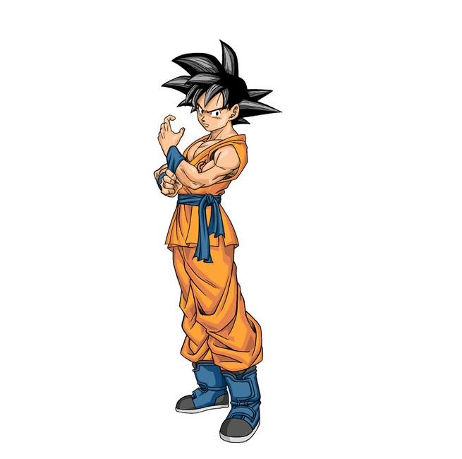 Premier aperçu de Goku dans Dragon Ball Super - Manga