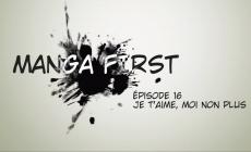 Les sorties manga de la semaine avec MangaFirst !