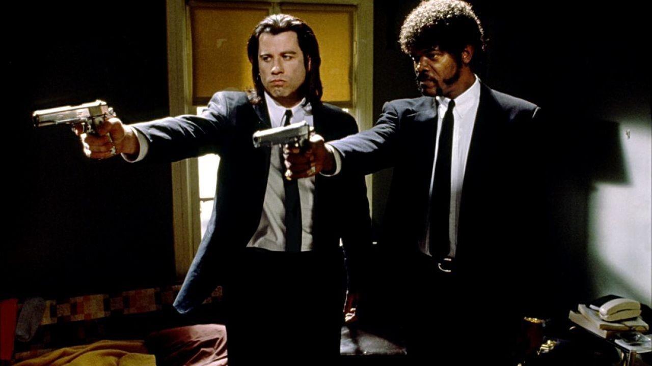 John Travolta et Samuel L Jackson