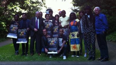 Solidays 2015 : conférence de presse