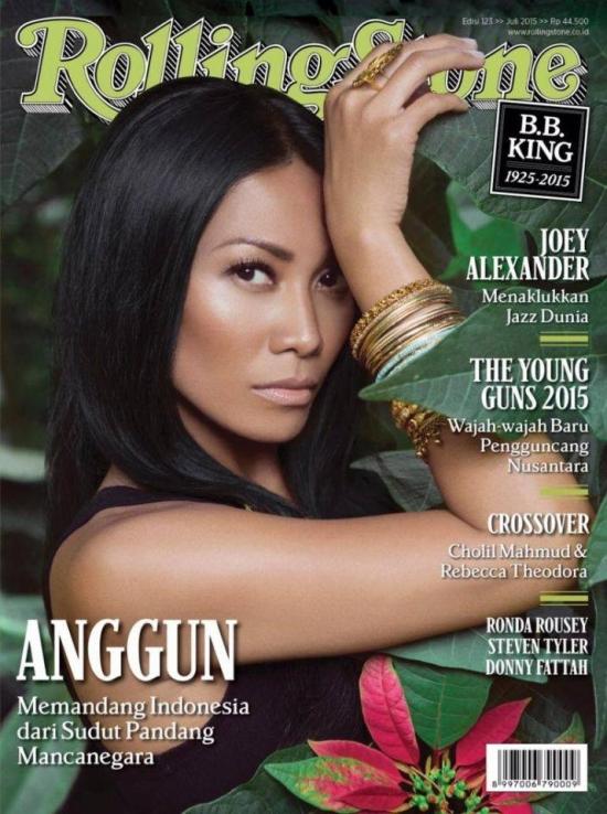 anggun, rolling stone, magazine