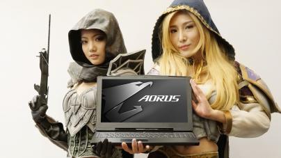 Aorus X5 : L'ordinateur portable pour Gamers ultra-fin