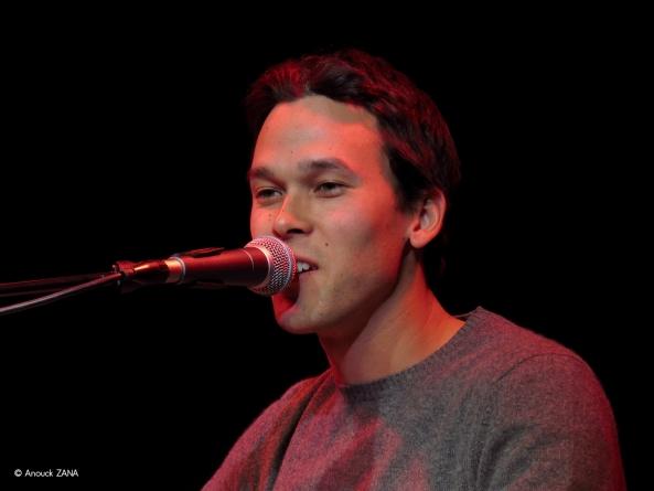 Live Report du Concert de Justin Nozuka en toute simplicité