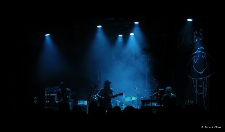 James Bay : concert au Trabendo