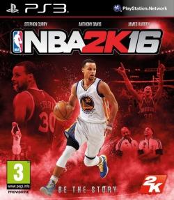NBA 2K16 - Stephen Curry