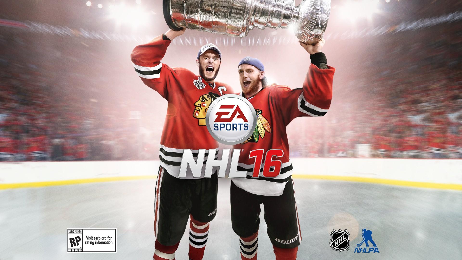 NHL 16 EA