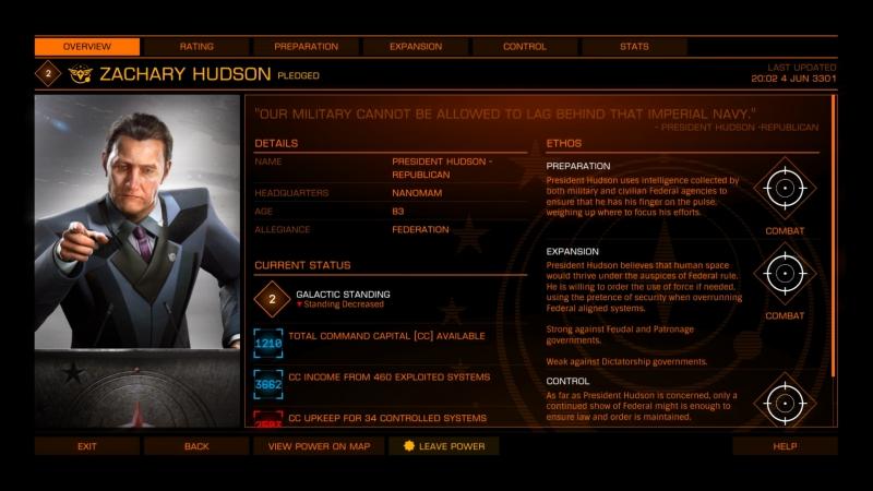 Elite Dangerous Missions