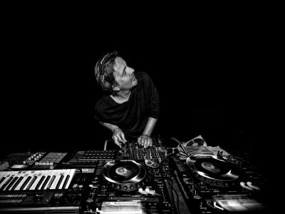 Laurent Garnier mixing