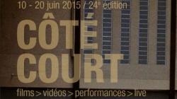 Présentation du festival Côté Court 24 ième édition