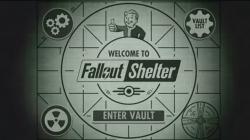 Fallout Shelter casse la barraque !