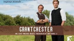 Une nouvelle série anglais pour l'été sur France 3: Grantchester
