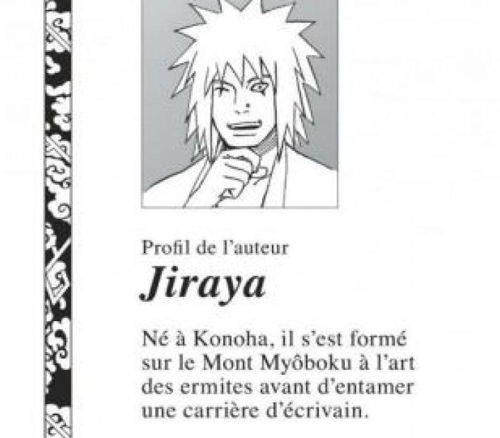 jiraya profil
