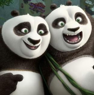 Kung Fu Panda 3: Un nouvel extrait façon Star Wars