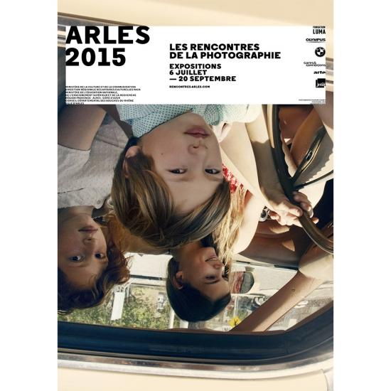 rencontres de la photographie à Arles
