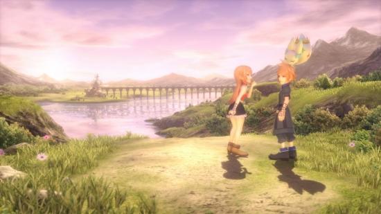 3e Capture d'écran de world of Final Fantasy