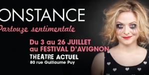 Festival d'Avignon : Constance