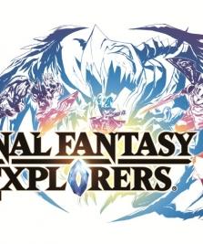 Final Fantasy Explorers / Le Test