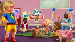 Devenez parents dans Les Sims FreePlay