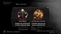 Magic Duels 3 - Deck Builder