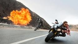 Les cascades sans doublure de Tom Cruise dans MI5 : Rogue Nation !