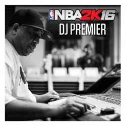 NBA 2K16 DJ Premier