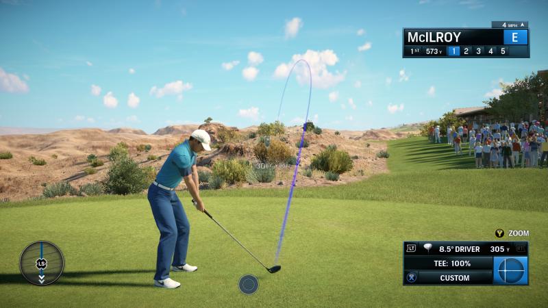 Rory McIlroy PGA TOUR 01