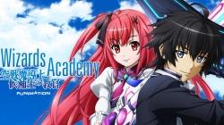 Sky Wizards Academy : un premier épisode très mitigé